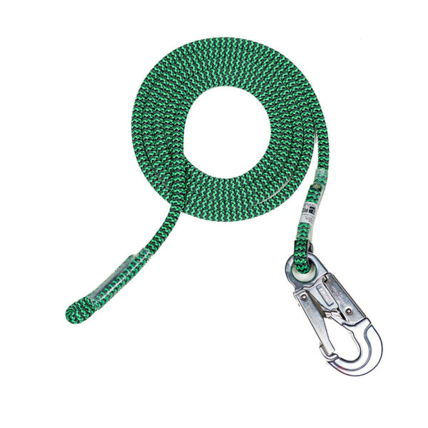 ROPE LOGIC#x27;S 7 16quot; POISON IVY FLIPLINE WITH 1 ALUMINUM SNAP $74.99