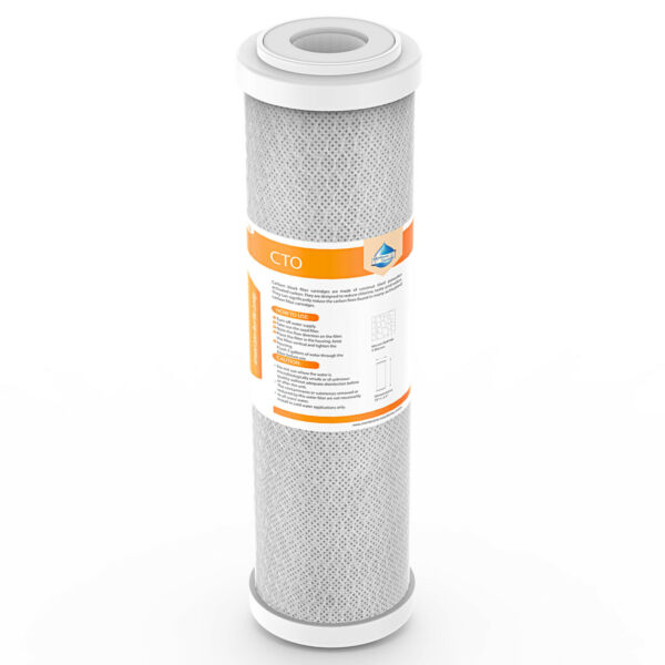 Carbon Block Water Filter Replacement for Omnifilter GE Pentek CBC 10 CB3 FXUVC $13.01