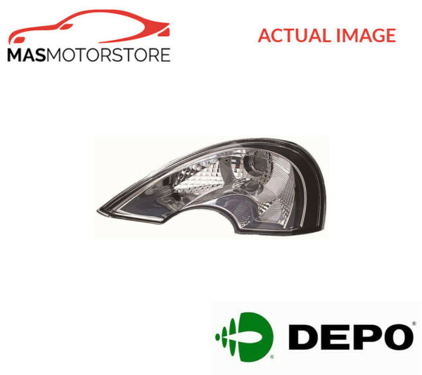 INDICATOR LIGHT BLINKER LAMP LEFT FRONT DEPO 551-1519L-UE-C I NEW OE REPLACEMENT