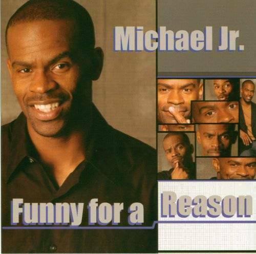 Michael Jr. Funny For A Reason Audio CD By Michael Jr. VERY GOOD $5.98