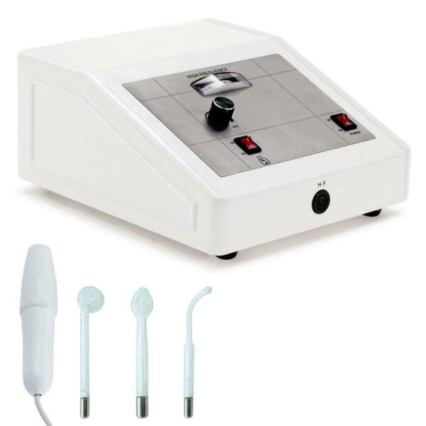 Professional High Frequency Skin Care Machine Facial Portable Beauty Treatment