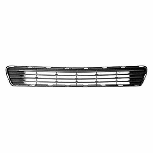 FITS FOR 2012 2013 2014 TY CAMRY L LE XLE FRONT BUMPER LOWER GRILLE BLACK