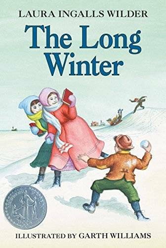 The Long Winter Little House Paperback By Wilder Laura Ingalls GOOD