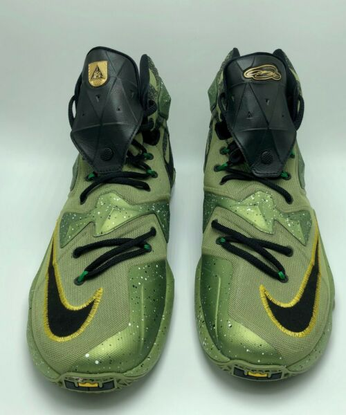 Nike LeBron 13 All Star Northern Lights Men's Sneakers Shoes Size 14 US