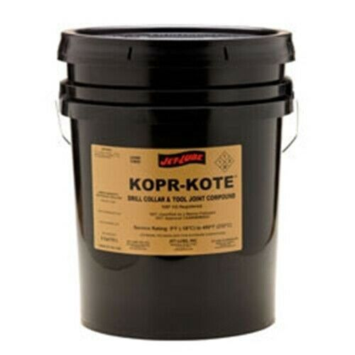 Jet Lube Kopr Kote Geothermal Tool Joint amp; Drill Collar Compound 1 Gallon $56.55