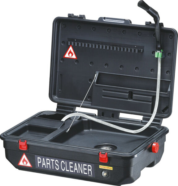 Electric Mobile Parts Washer Tamp;E Tools WH700MB AU $318.55