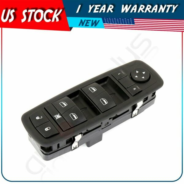 Master Window Switch for Chrysler Town & Country Dodge Grand Caravan 2008-2009