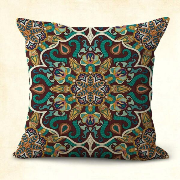 mandala eternity unity Victorian patio furniture cushion covers $14.95