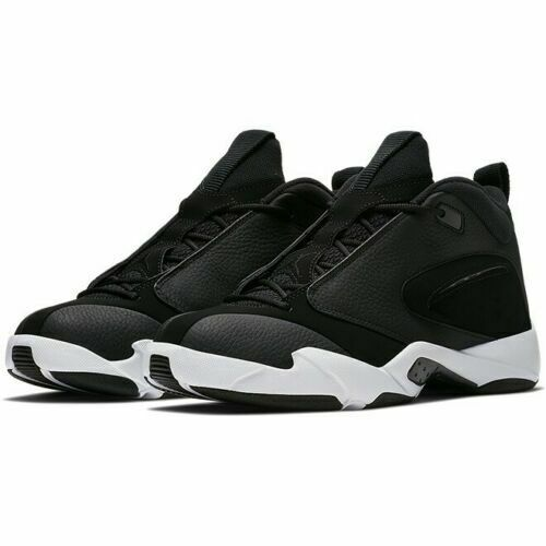 Nike Jordan Jumpman Quick 23 Men's Basketball ShoeS Black/White AH8109 002