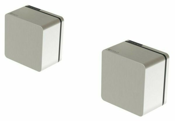 Phoenix ALIA WALL TOP ASSEMBLY TAPS 15mm Dial Handle BRUSHED NICKEL*AUS Brand
