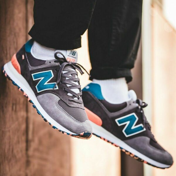 NEW BALANCE 574 CLASSIC MEN'S SIZE 13 RUNNING LIFESTYLE SHOES COMFY