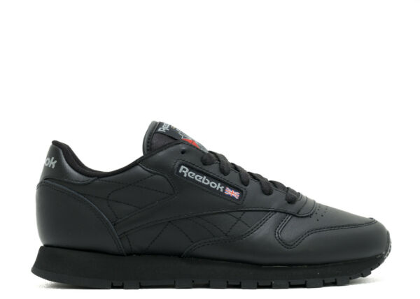 Reebok Women's Classic Leather Shoes NEW AUTHENTIC Black 5324