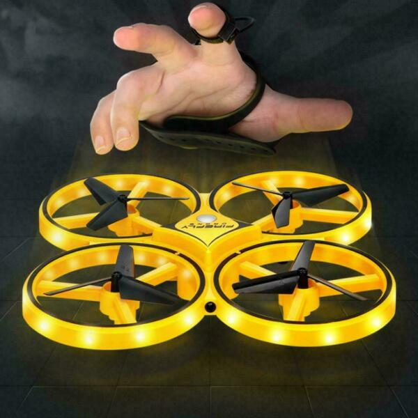 Gesture Remote Control Four Axis Smart Drone 4 channels Hotsale
