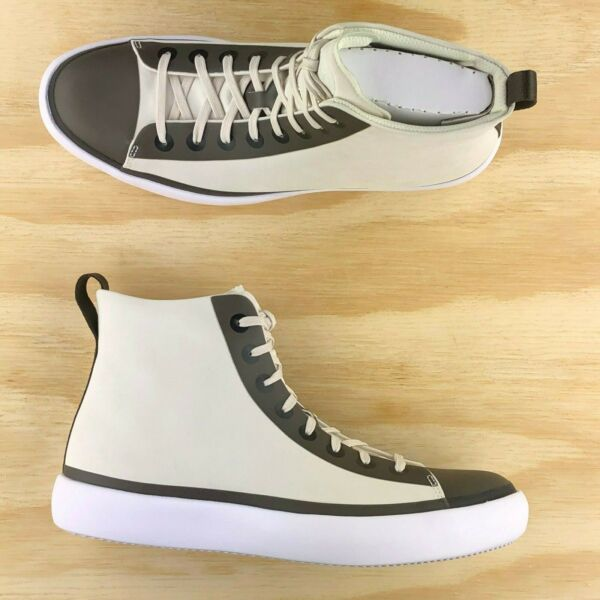 Converse Chuck Taylor All Star Modern High Top Black White Shoes 156617C Size