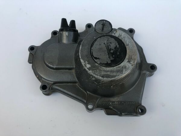 2004 YZ450F Stator Cover OEM Left Side Engine Cover YZ450 YZ 2003 2005 $25.00