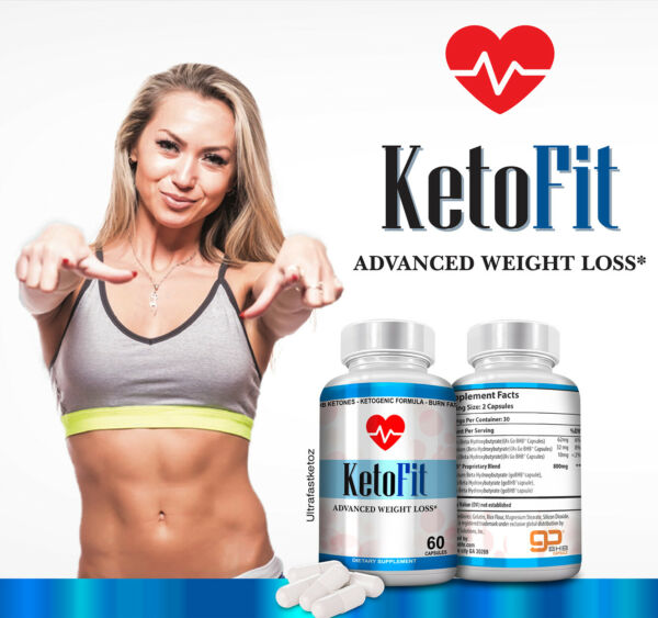 KETO FIT ADVANCED WEIGHT LOSS  PURE KETO FAST KETOSIS METABOLIC SUPPORT