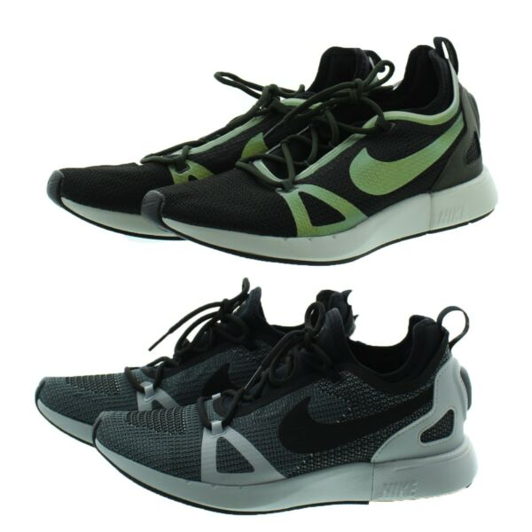 Nike 918228 Men's Dual Racer Low Top Running Athletic Active Shoes Sneakers