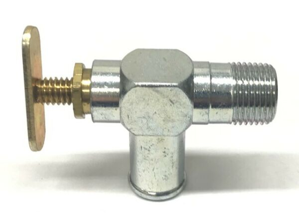 NEW 1939 56 Ford replacement heater valve assembly 18495 $16.95
