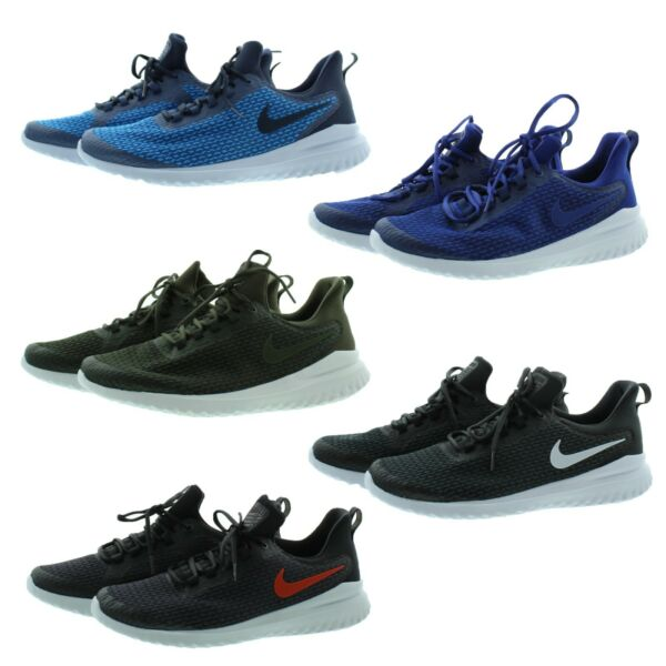 Nike AA7400 Men's Renew Rival Running Athletic Active Low Top Shoes Sneakers