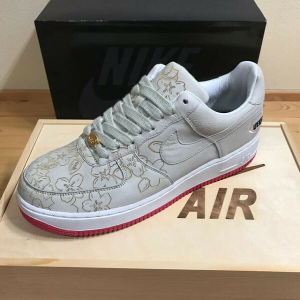 NEW 2005 NIKE AIR FORCE 1 UENO SNEAKERS 27.0CM ONLY 500 RARE