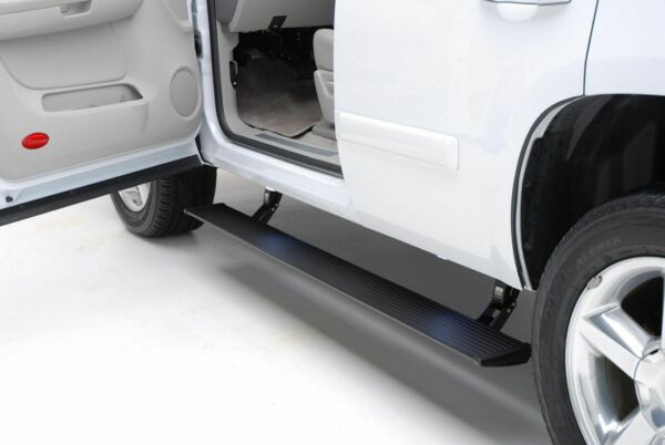 AMP Research PowerStep Running Boards Plug&Play System for 2018 Ford Expedition