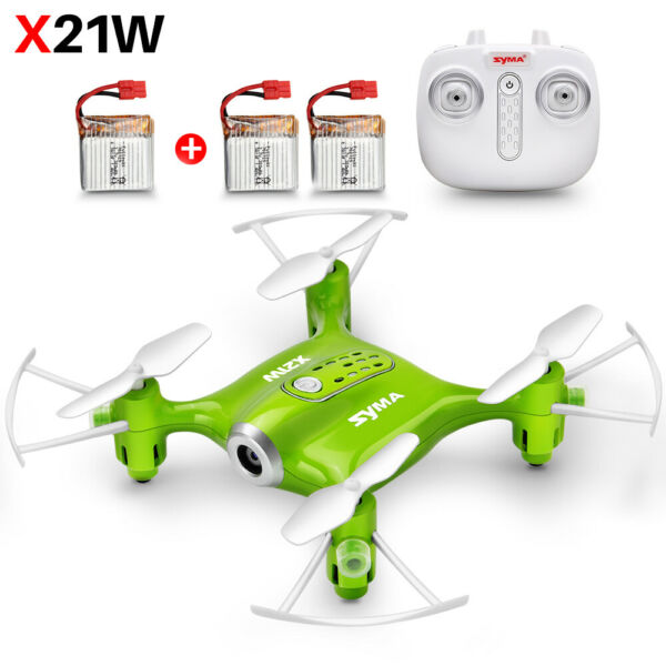 SYMA X21W FPV Quadcopter HD Wifi Camera Aerial Photography Drone Headless Mode