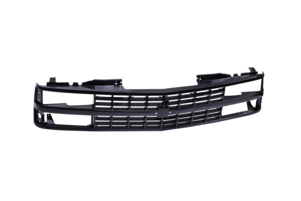BLACK GRILLE Fit For Chevy C1500 2500 3500K1500 2500 3500Blazer GM1200228