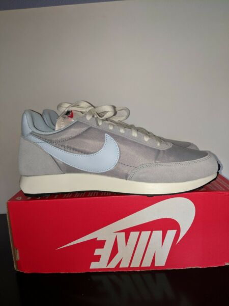 Nike Air Tailwind 79 Wolf Grey Sail Black Antarctica 487754-010 Size 10