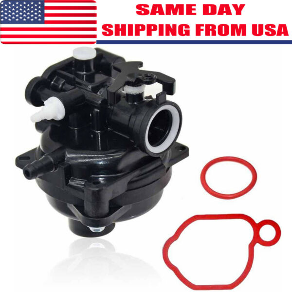 Carburetor for Briggs & Stratton 799583 Carb Replaces 591109 593261 Lawnmower