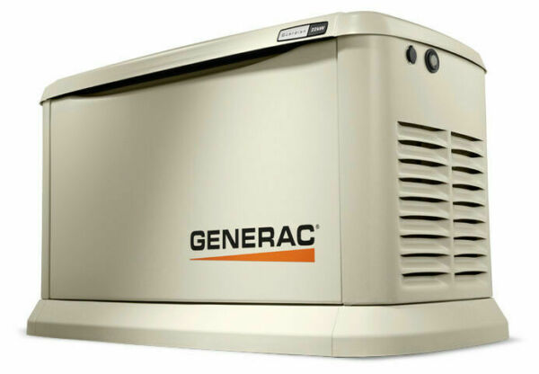 NEW Generac Guardian Series 7042 22kW Air Cooled Standby Generator