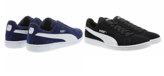 NWOB!! Puma Men's Suede Smash Sneaker Shoes Variety