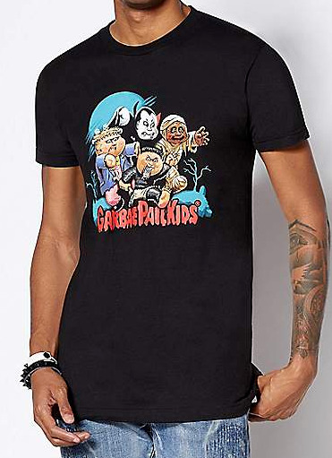 Garbage Pail Kids MONSTER SQUAD T-Shirt NEW 100% Authentic
