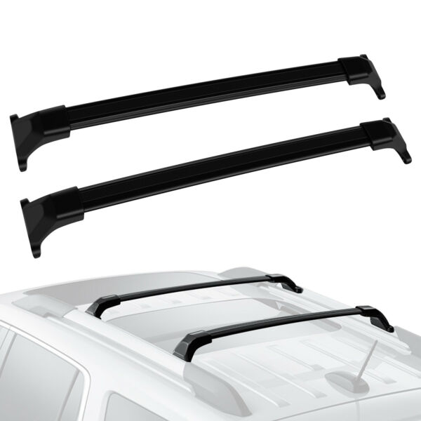 For 2017 2020 GMC Acadia sport top Roof Rack Cross Bars Rail Package Carrier $97.39