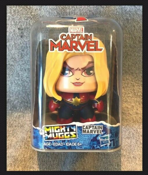 Marvel Mighty Muggs Captain Marvel #36 NEW