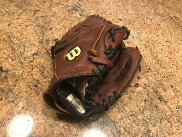 Wilson A905 3X A0905 3X125 Rustic Leather 11.5