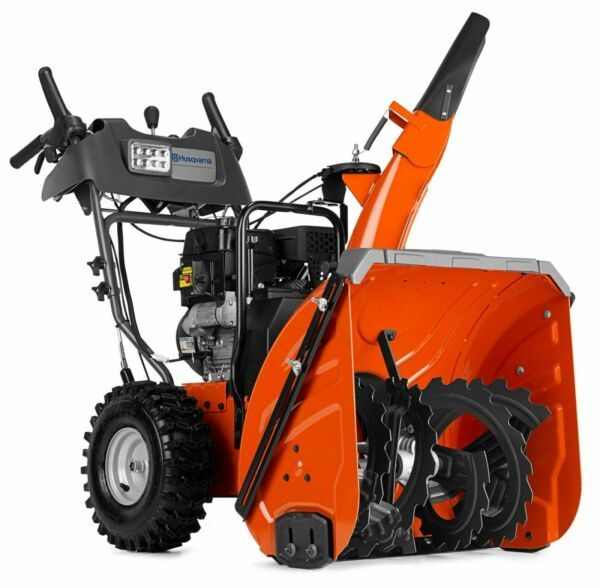 Husqvarna ST324 2-Stage Snow Blower (961930123) - FREE Shipping