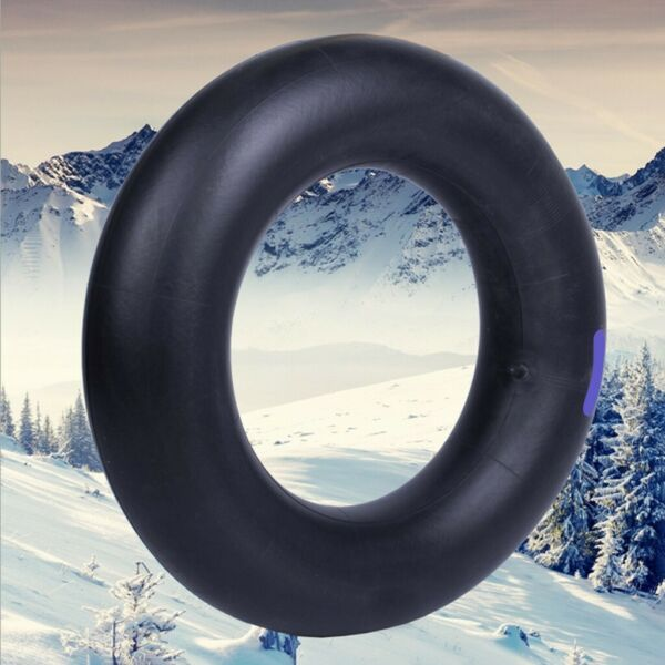 48in Diameter Rubber Truck Tire Snow Tube River Rafting Float Inner Canals