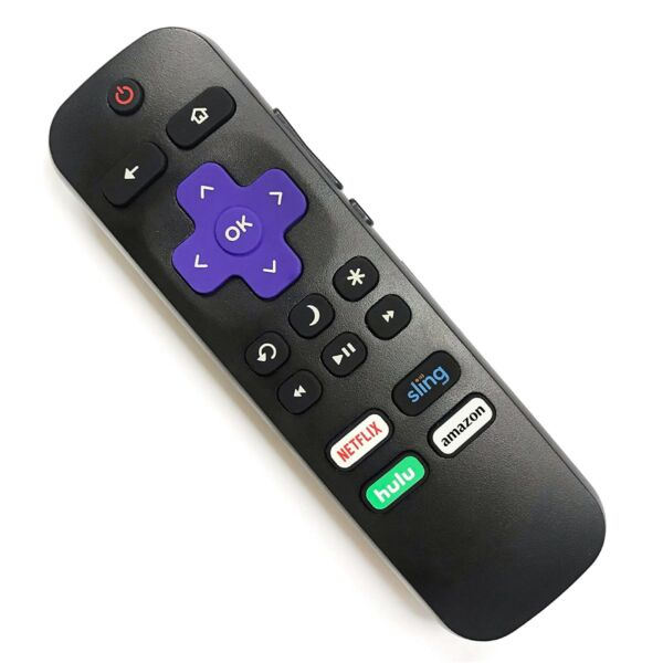 Replaced Remote FIT for Roku TV™ TCL Sanyo Element Haier RCA LG Philips