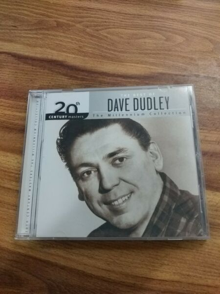 The Best of Dave Dudley The Millennium Collection 20th Century Masters excellent