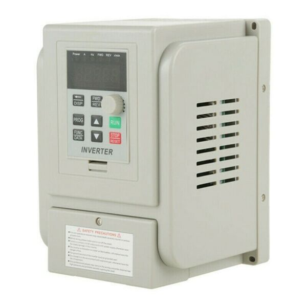 2.2KW 3HP 220V Variable Frequency Drive Inverter CNC VFD VSD Single To 3 Z6B7