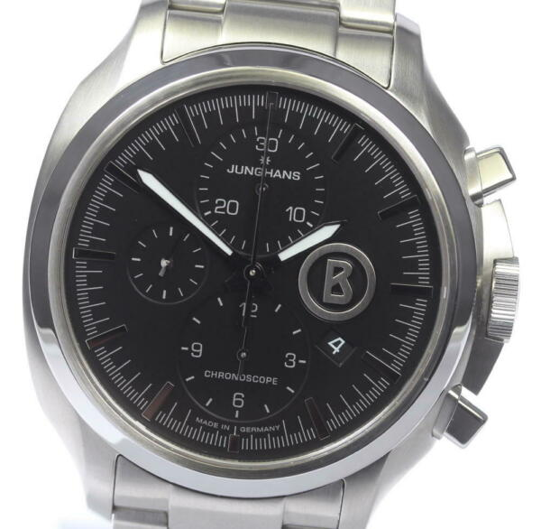 JUNGHANS Bogner by Willy Chronograp 0274266.44 Automatic(s)_463035