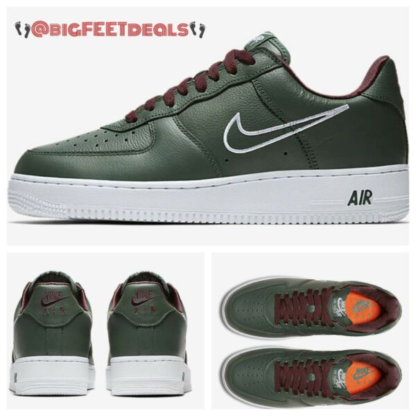 "Size 16 Nike Air Force 1 Low Retro ""Hong Kong"" 845053-300 AF1 LV8 SF1 Jordan"