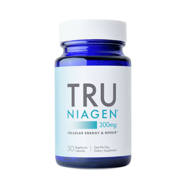 TRU NIAGEN Nicotinamide Riboside NR Direct NAD Supplement Vitamin B3 300mg