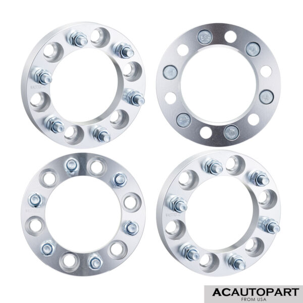 4pcs Fits Toyota Tacoma Wheel Spacers Adapters 6x5.5