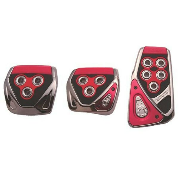 Carmate RAZO GT specifications pedal set MT-S carbon Red RP104RE FS