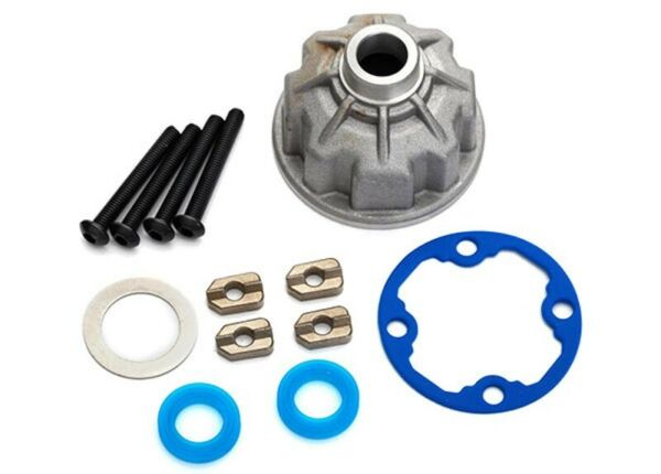 Traxxas 8681X Carrier Differential Aluminum X Ring Gaskets 2 Ring Gear Ga $19.95