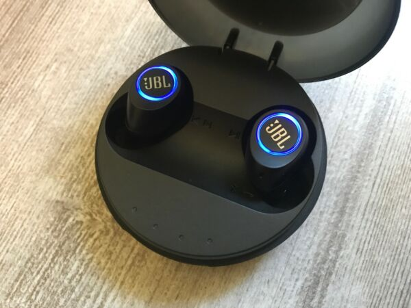 JBL FREE x BT in-Ear Headphones Bluetooth Wireless Earphones Battery Original!!