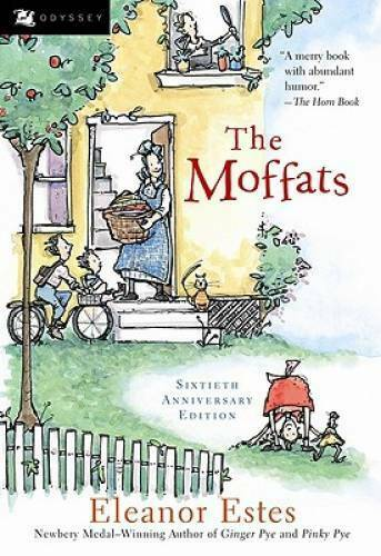 The Moffats Paperback By Estes Eleanor GOOD