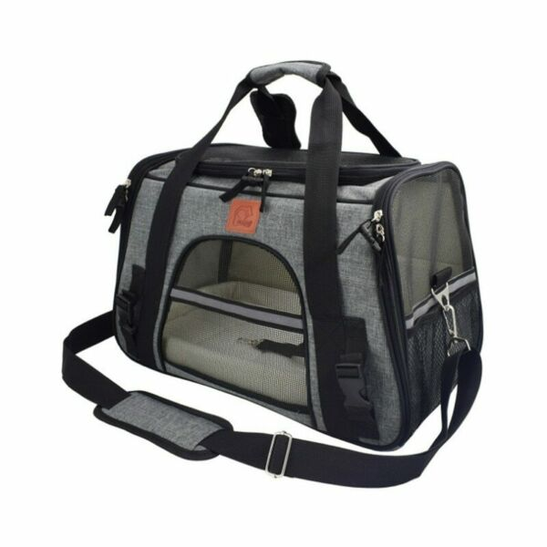 Dogs Travel Cat Carrier Bag Breathable Seat Dog Carriers for Small Puppy Safety $59.44