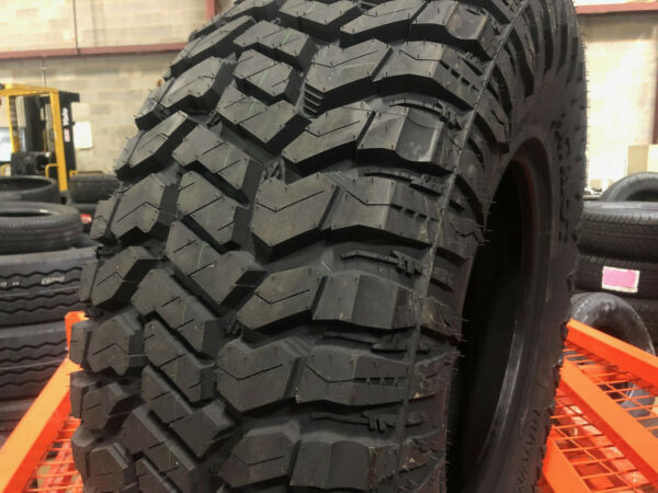4 NEW 33X12.50R24 Patriot RT Mud Tires R T 33125024 R24 1250 12.50 33 24 LT LRE